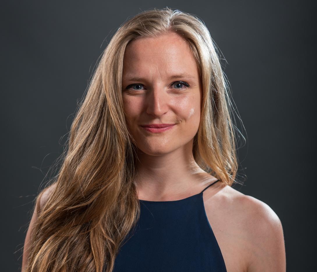Laura Bücheler, Co-Founder of GHOST-feel it company