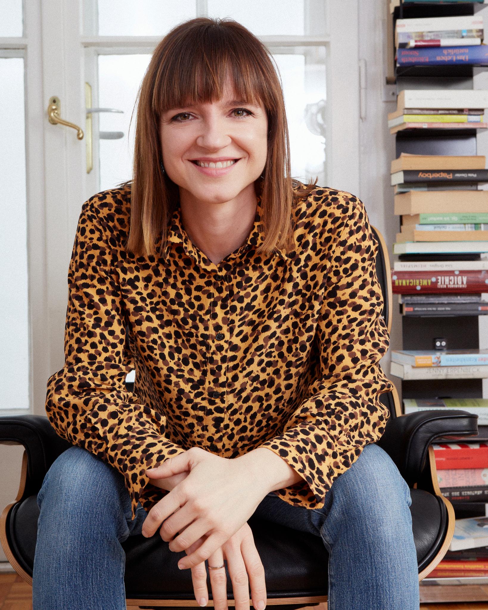 ooshi Founder Kristine Zeller