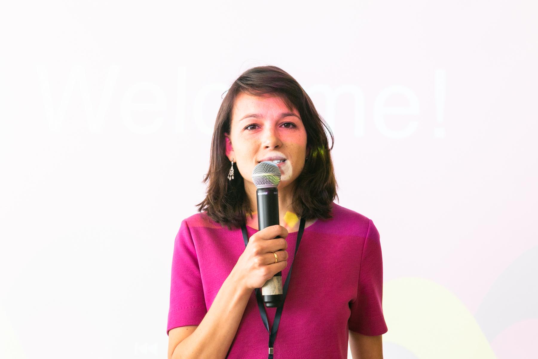 Karolina Decker her startup FinMaries offers financial services for women