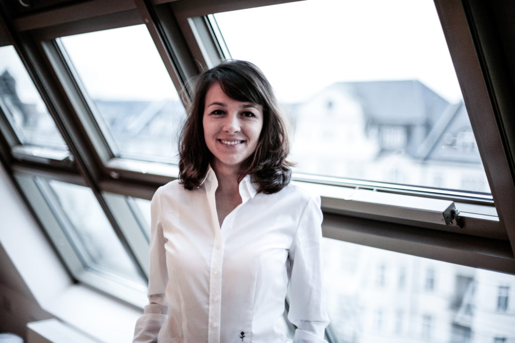 Karolina Decker founder of financial adviser platform for women