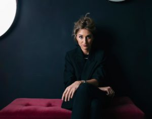 Keta Lomidze founder of Culinart magazine & Tormeti & Daraia