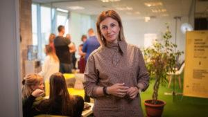 Ukrainian Entrepreneur - WAVE Odessa Business School