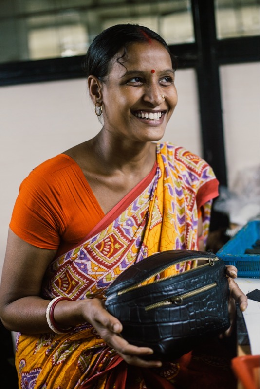 O My Bag; Empowered Women in India