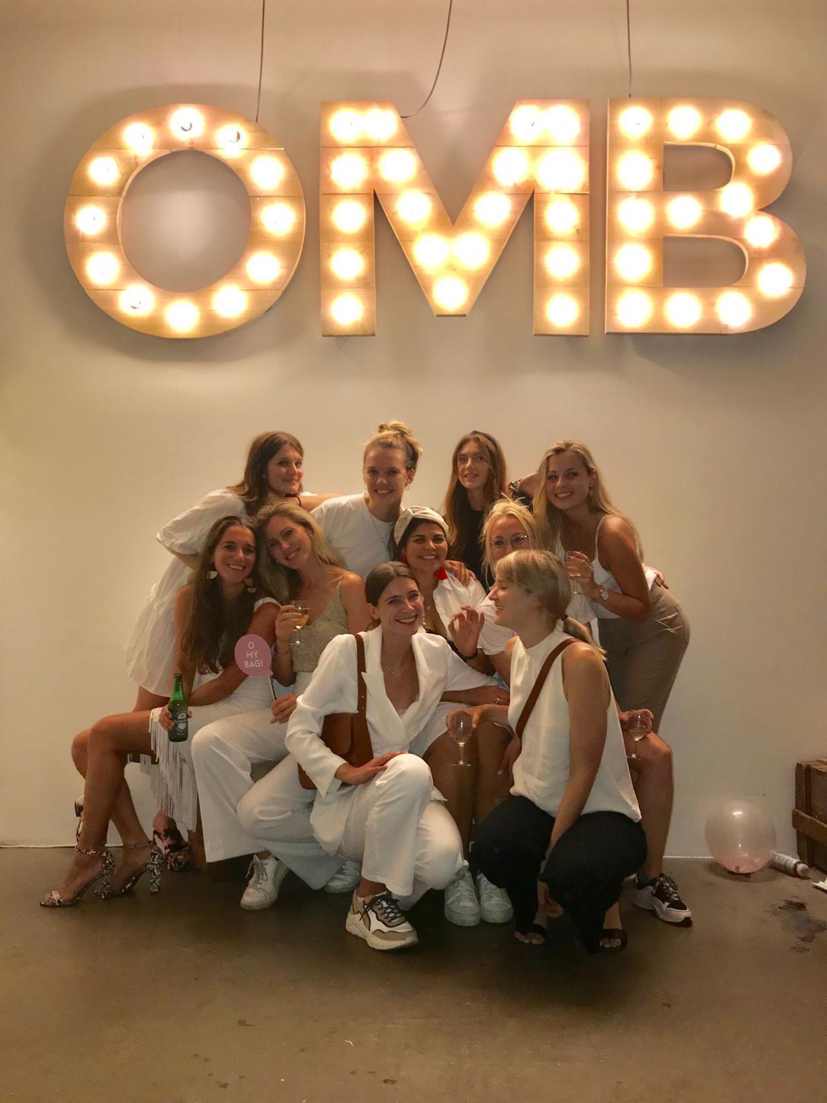 Female Team of O My Bag