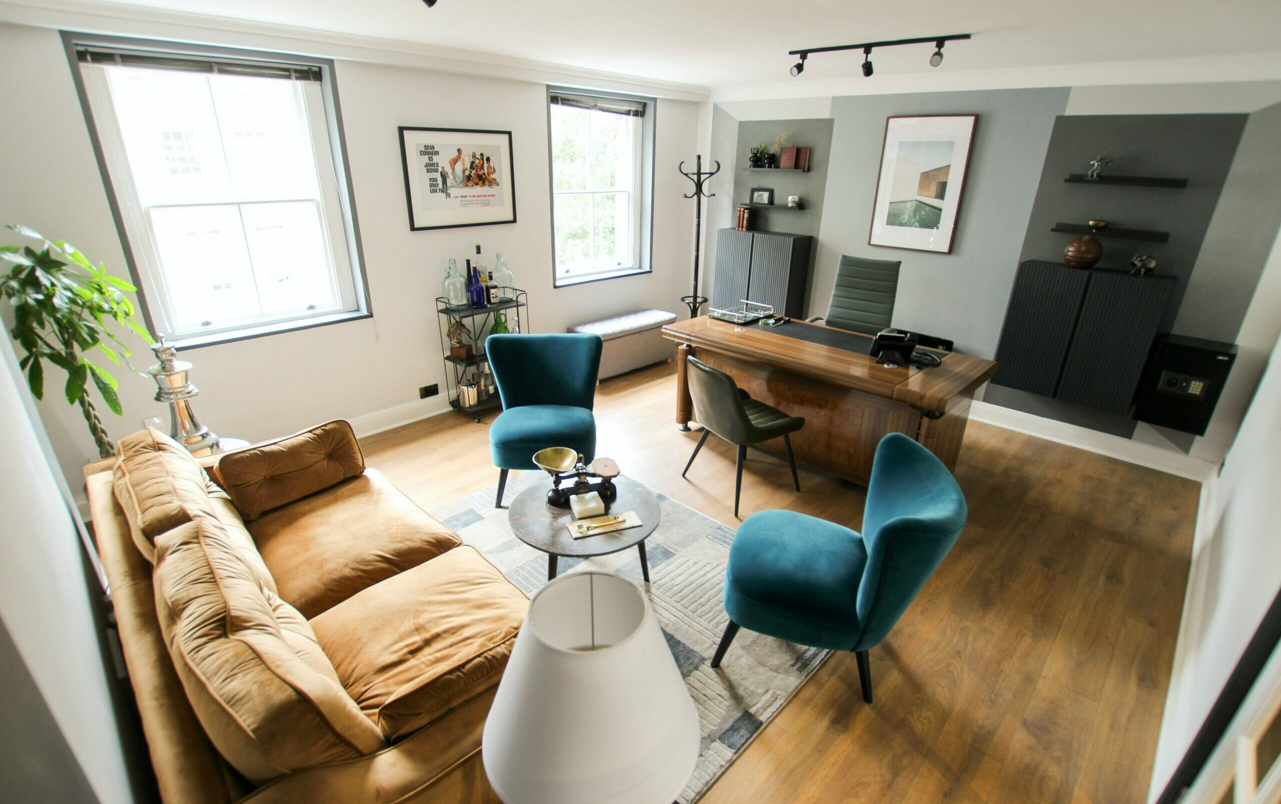 Rearrange Your Working Room in home office