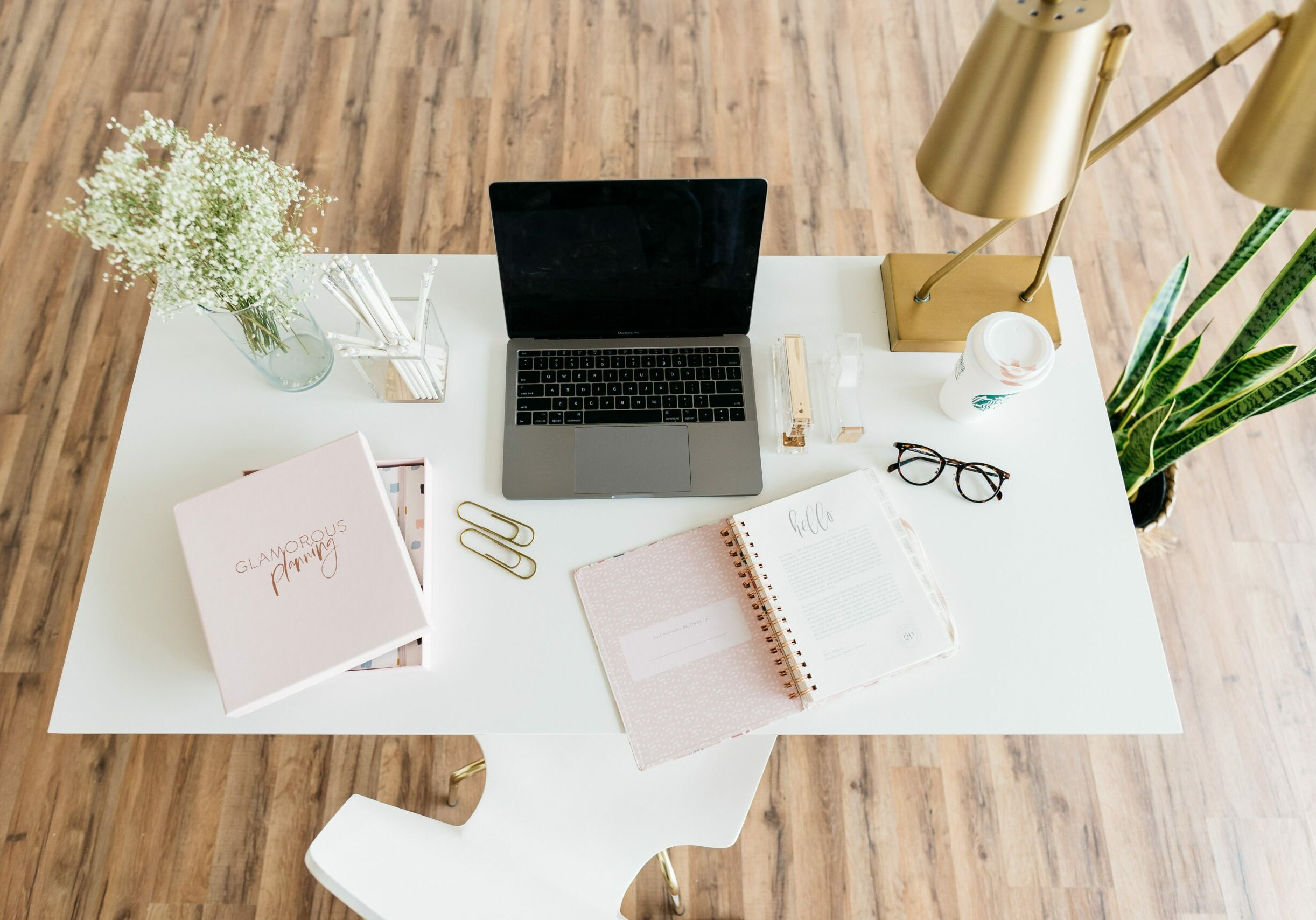 Redesign Your Desk Space