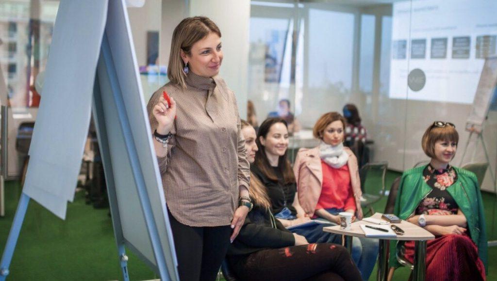 Ukrainian Female Entrepreneur - WAVE Odessa Business School