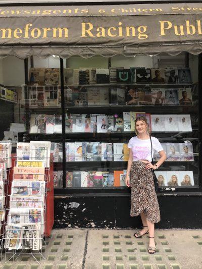 Amber Schormans - Founder of Amber Magazine